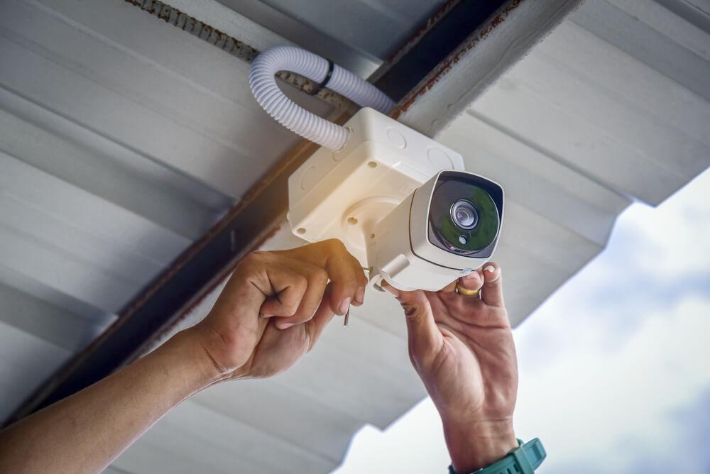 manutenção preventiva no sistemas de segurança